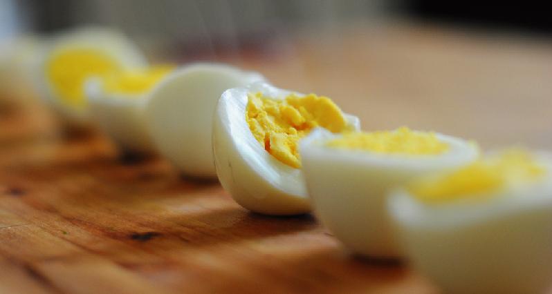 harb boiled eggs
