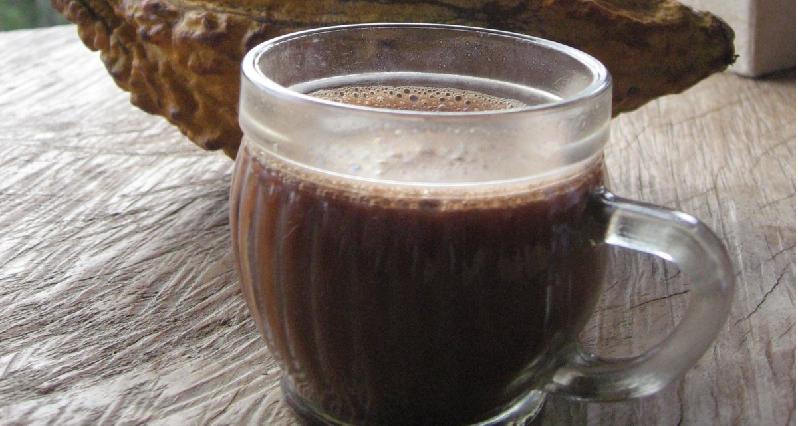 Cacao smoothie