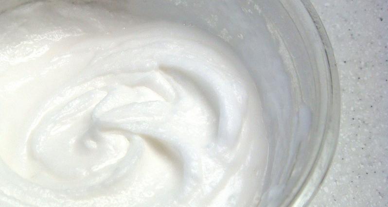 creamy soft scrub
