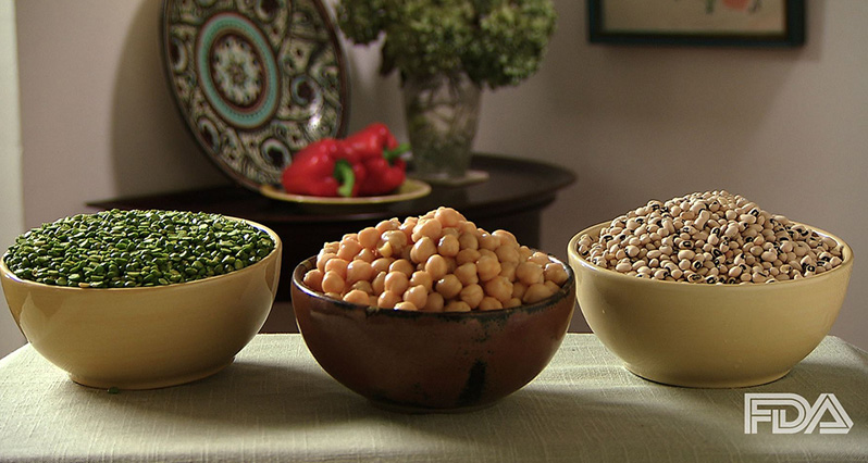 beans and legumes