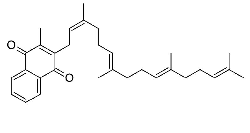 menatetrenone vitamin MK4