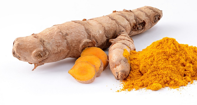 Fresh Turmeric Rhizome & Powder