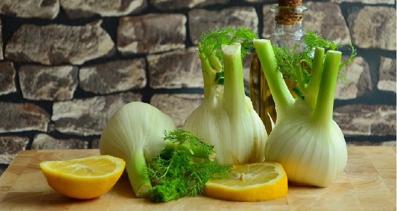 Fenel, Lemon & Olive Oil
