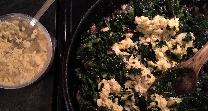 Kale to Feed an Army